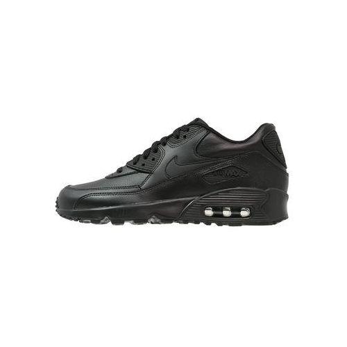 Nike sportswear air max 90 tenisówki i trampki black