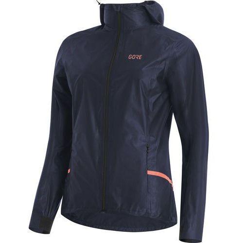 Gore wear r7 gore-tex shakedry kurtka do biegania kobiety niebieski 36 2018 kurtki do biegania