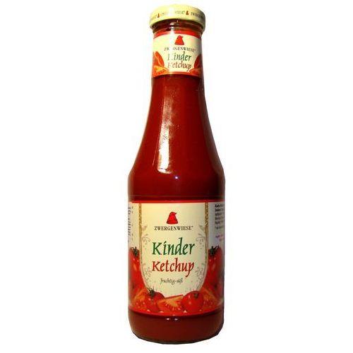 Ketchup dla dziec 500ml BIO (bezglutenowy) - Zwergenwiese