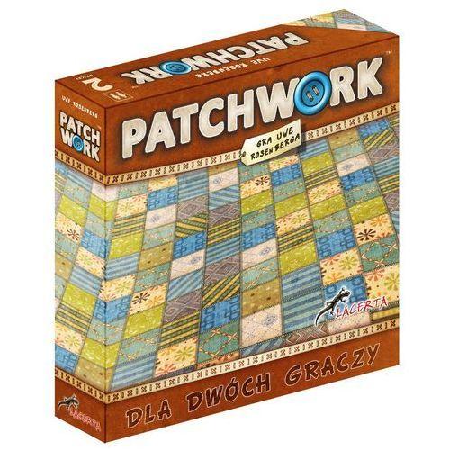 Patchwork (edycja polska) marki Rebel