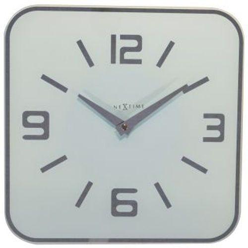 - zegar ścienny shoko - biały marki Nextime