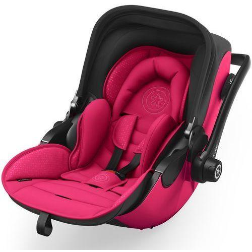 KIDDY fotelik samochodowy Evoluna i-Size 2 2018, Berry Pink (4009749366855)