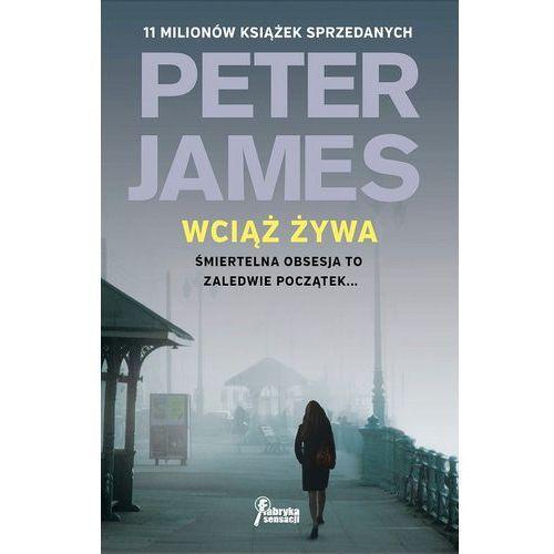 Wciąż żywa - Peter James (9788377479643)