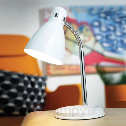 cyclone lampa stołowa biały, 1-punktowy - nowoczesny - obszar wewnętrzny - cyclone - czas dostawy: od 4-8 dni roboczych marki Nordlux