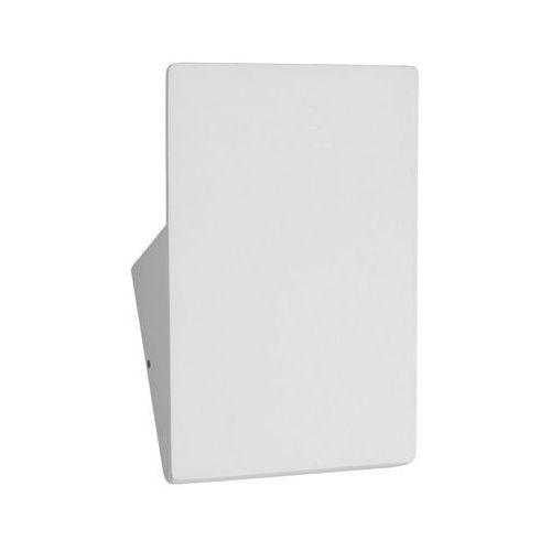 Milagro Kinkiet led plain biały (5902693700968)