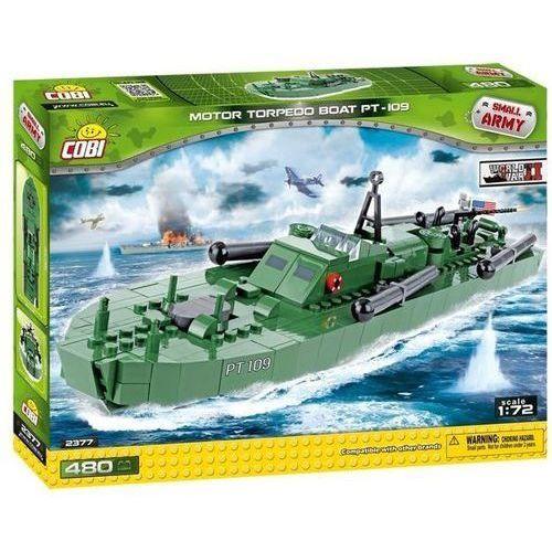 Armia Motor Torpedo PT-1 09, Amerykański kuter