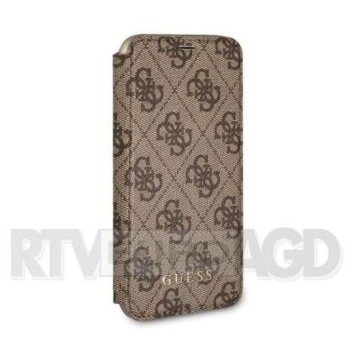 Guess GUFLBKPXGF4GBR iPhone X (brązowy), GUFLBKPXGF4GBR