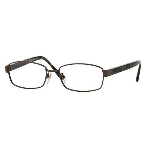 Okulary korekcyjne  be1275td asian fit 1012 marki Burberry