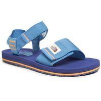 Sandały THE NORTH FACE - Skeena Sandal NF0A46BGMJ9 Donner Blue/Bright Navy, kolor niebieski