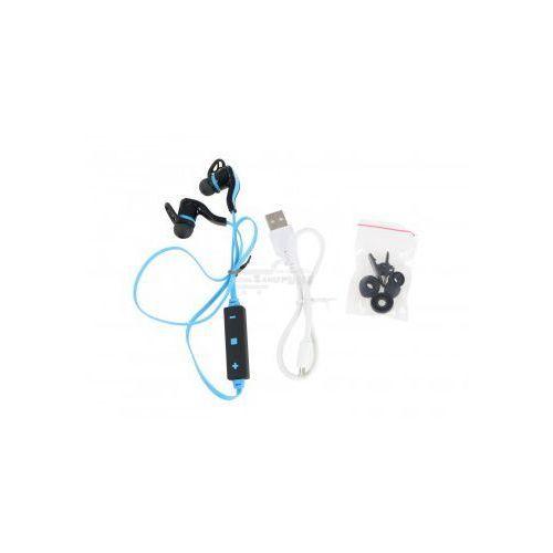 Nice life Bezprzewodowe słuchawki sportowe bluetooth 4.1