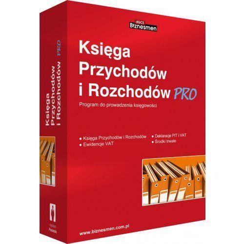 dGCS Księga Przychodów i Rozchodów PRO