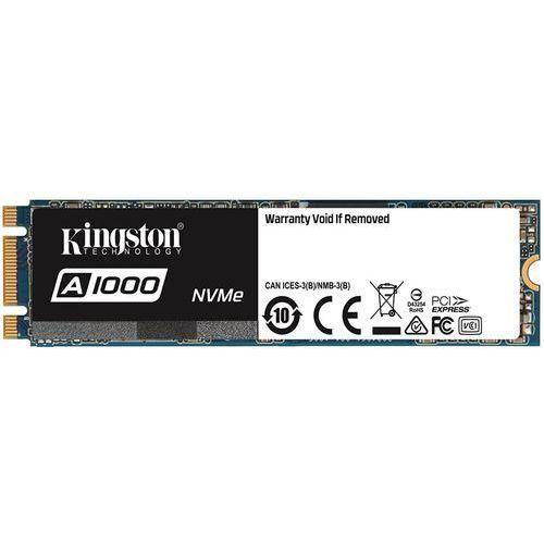 Kingston A1000 240GB M.2 2280 PCI-e NVMe 1500/800MB/s, 1_634577