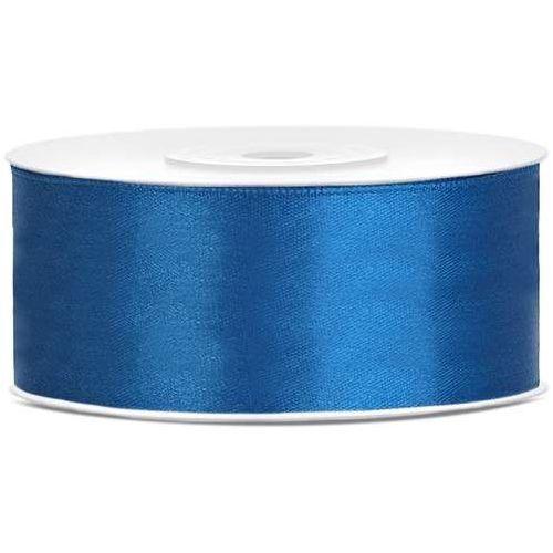 Tasiemka dwustronna niebieska 25mm/25m (5901157499615)