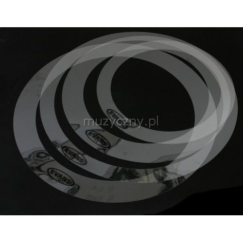 Evans ER Set Fusion zestaw tłumików E-Ring