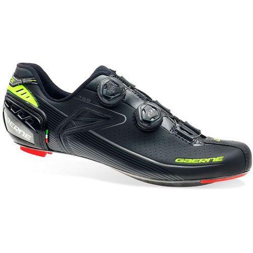 composite carbon g.chrono+ buty mężczyźni czarny 44 2018 buty rowerowe marki Gaerne