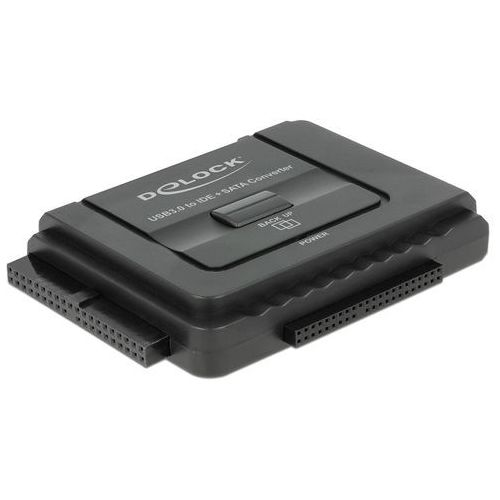Delock adapter usb 3.0->sata/ide 40/44pin+backup darmowa dostawa do 400 salonów !! (4043619614868)