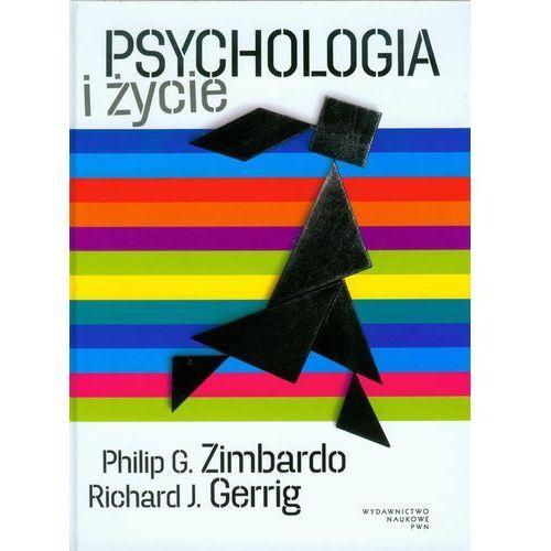 PSYCHOLOGIA I ŻYCIE (oprawa twarda) (Książka), rok wydania (2012)