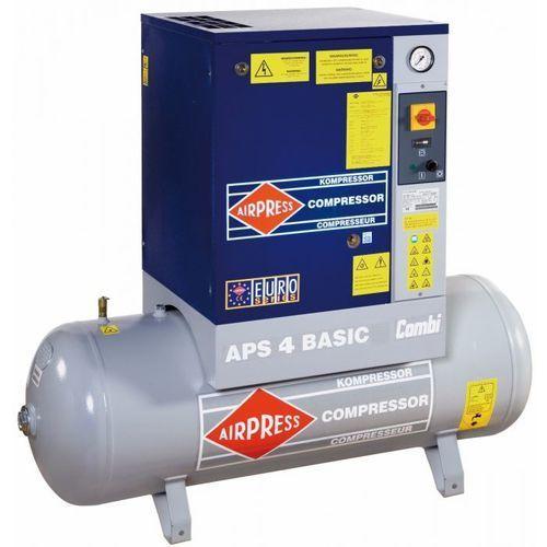 Kompresor śrubowy Airpress APS BASIC COMBI 4