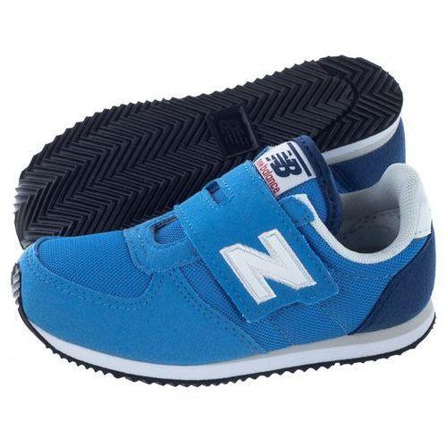 Buty New Balance IV220CBL Niebieskie (NB319-b)