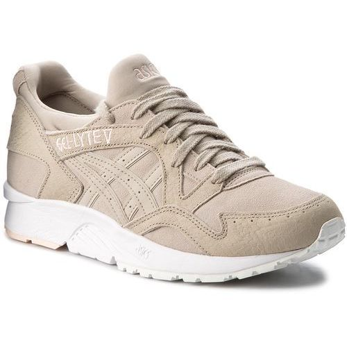 Asics Sneakersy - tiger gel-lyte v hl7d7 feather grey/feather grey 1212