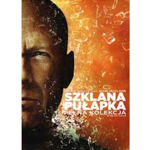Imperial cinepix Szklana pułapka. część 1-5. pakiet (dvd) - john mctiernan, len wiseman. Najniższe ceny, najlepsze promocje w sklepach, opinie.