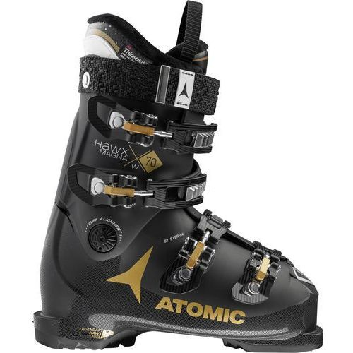 Buty narciarskie Hawx Magna 70 W Czarny/Złoty 27 z kategorii Buty narciarskie