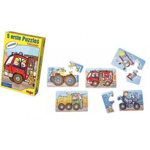 HABA Moje pierwsze puzzle Pojazdy, HB2433 (4576552)