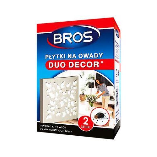 BROS 2szt Duo Decor Płytki na owady (5904517125643)