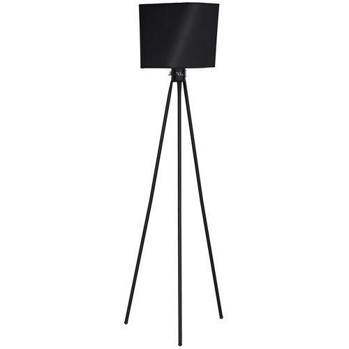 Lampa podłogowa Luminex Mirage 8912 lampa stojąca 1x60W E27 czarna, 8912