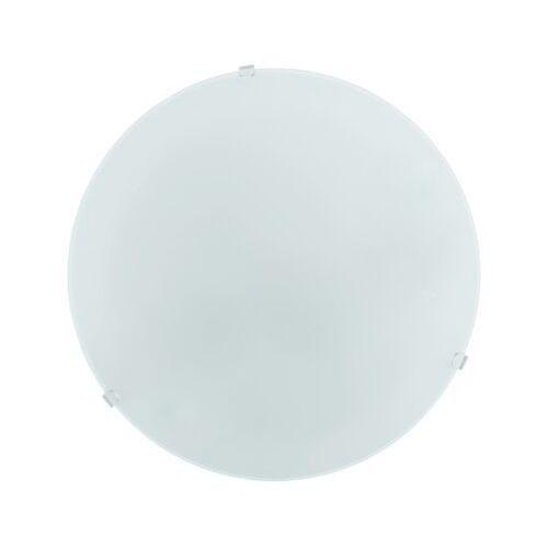Plafon Eglo Mars 80265 lampa oprawa ścienna sufitowa 1x60W E27 biały, 80265