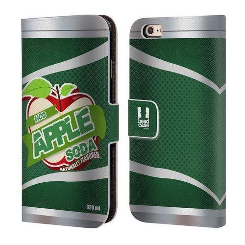 Etui portfel na telefon - case can hcd apple soda marki Head case