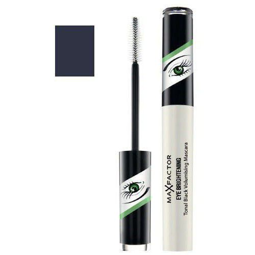 eye brightening tonal black volumising mascara 7,2ml w tusz do rzęs for brown eyes marki Max factor