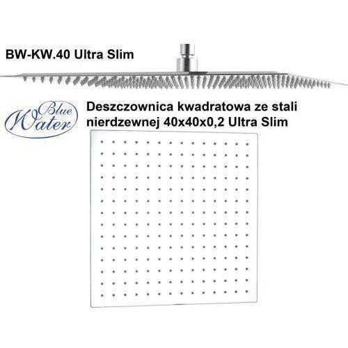 Deszczownica kwadratowa Blue Water BW-KW.40 Ultra Slim