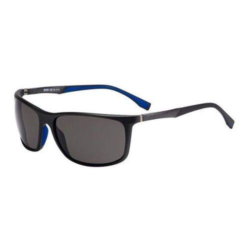 Okulary słoneczne boss 0707/p/s polarized h4f/6c marki Boss by hugo boss