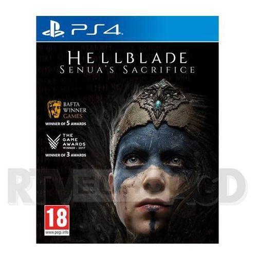 Hellblade Senua's Sacrific (PS4)