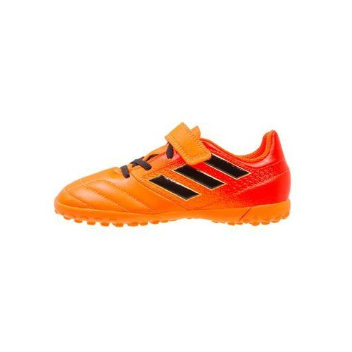 adidas Performance ACE 17.4 TF Korki Turfy solar orang/core black/solid red, kolor pomarańczowy