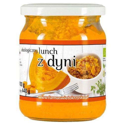 Farma świętokrzyska (przetwory owoc.-warz.,chleby Lunch z dyni bezglutenowy bio 440 g - farma świętokrzyska
