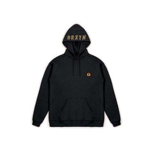bluza BRIXTON - Fang Intl Hood Washed Black (WABLK) rozmiar: L, 1 rozmiar