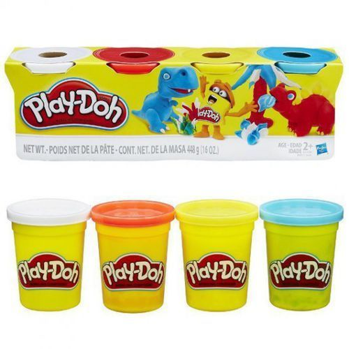 PlayDoh 4pak Classic Color, 1_535827