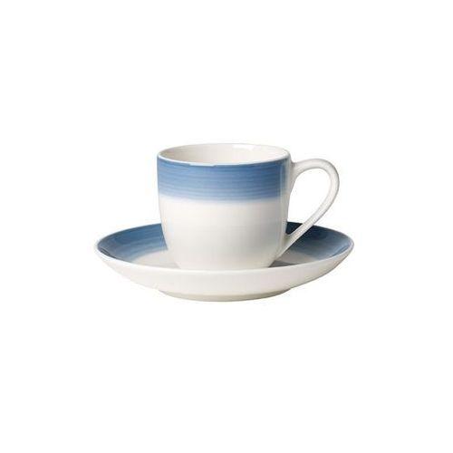 Villeroy & Boch - Colourful Life Winter Sky Filiżanka do espresso ze spodkiem