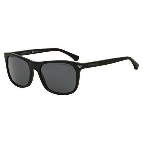 Okulary Słoneczne Emporio Armani EA4056F Asian Fit Polarized 504281