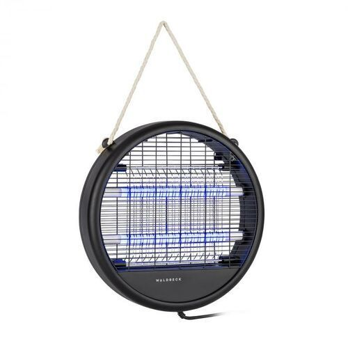 Waldbeck Skyfall RD, lampa owadobójcza, 3,5 W, 150 m², diody LED, czarna