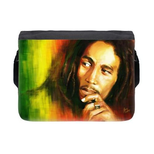 Megakoszulki Torba na ramię duża reggae king 3