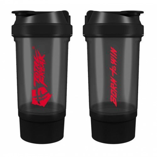 Total Freak Shaker 500ml Black