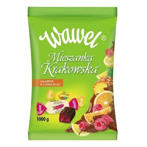 WAWEL 1kg Mieszanka Krakowska Galaretki w czekoladzie | DARMOWA DOSTAWA OD 150 ZŁ!
