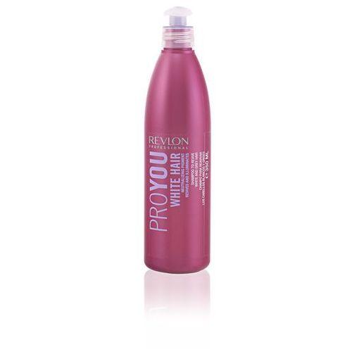 proyou white hair szampon do włosów 350 ml dla kobiet marki Revlon professional