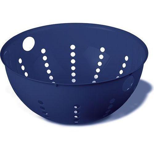 Durszlak 28 cm welwetowy błękit marki Koziol