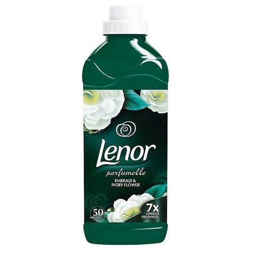 Procter & gamble Płyn do płukania lenor 1,5l emerald* (8001090200099)