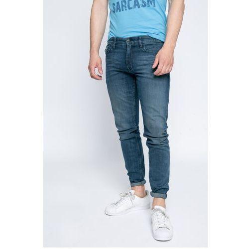 - jeansy typhoon, Calvin klein jeans