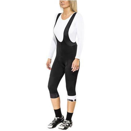 Bioracer Vesper Race Proven Spodenki na szelki Kobiety czarny S 2018 Spodnie szosowe (5414980328484)